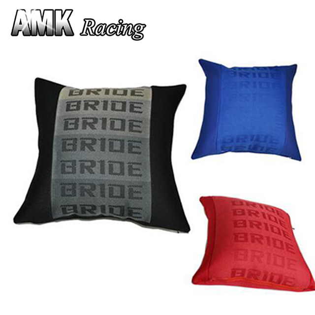 AMK racing--JDM bride car Pillow bride toy Novelty Gift