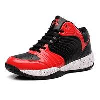 El nuevo listado 2017 otoño deportes de los hombres zapatos de los deportes Al Aire Libre de la calle marea zapatos de baloncesto de Los Hombres zapatos de Atletismo ata para arriba zapatillas de deporte