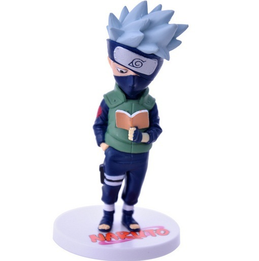 6 Pcs Naruto Anime Action Figure