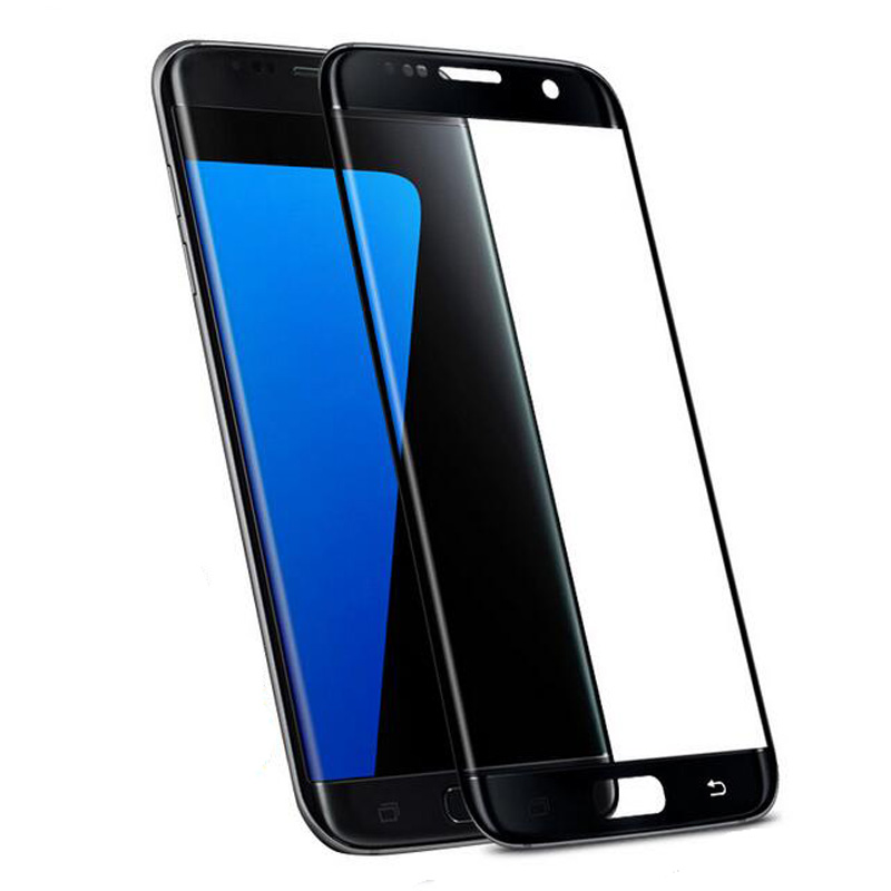 Full Cover Tempered Glass For <font><b>Samsung</b></font> Galaxy A5 A3 A7 J7 J5 J3 <font><b>2017</b></font> 2016 S 7 6 <font><b>5</b></font> 4 Note <font><b>5</b></font> 4 3 2 C7 C5 Pro J2 Prime Protect Glass image