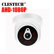 6led array CCTV Indoor AHD Camera 720P/960P/1080P SONY IMX323 Chip 2.0MP digital Infrared All FULL HD High Definition Dome video 1 3 cmos 960p digital 1000 tv lines infrared icr camera high definition dvr