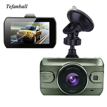 Rejestrator jazdy 3 Cal kamera samochodowa pełne HD1080P samochodowy rejestrator wideo nagrywania w pętlę kamera na deskę rozdzielczą Night Vision kamera samochodowa DashCam