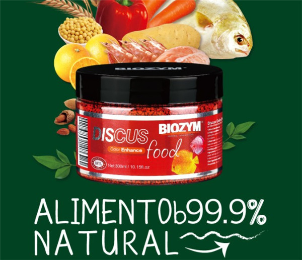 Nuevo acuario para peces ornamentales disco brillo alimentos koi goldfish alimentos color enhancer poco pellets 320 ml