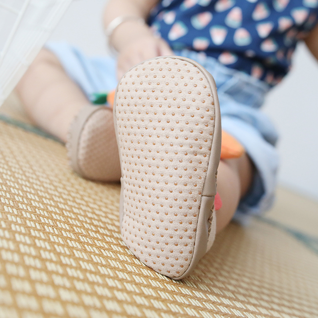 Anti-Slip Baby Socks With Rubber Soles