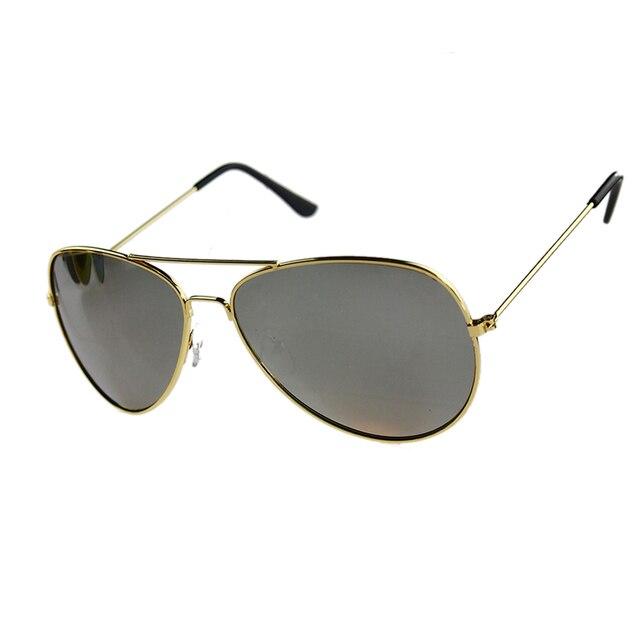 6aa505eb7ea ... New Cheap Fashion Pilot Sun Glasses Mirror Brand Sunglasses Glass 2018  Aviator Eyewear Multicolor UV400 Lens ...