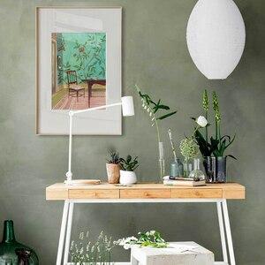 Небольшой свежий постер Buzart в скандинавском стиле, распечатанный на холсте, для современного домашнего декора, без рамки