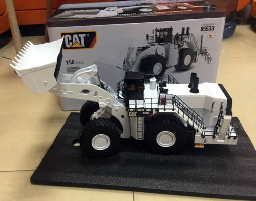 DieCast Masters 1/50 Caterpillar CAT 994K Wheel Loader Coal Configuration 85533, Rare бензогенератор patriot 2000i