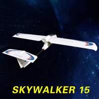 새로운 2016 2015 스카이 워커 1830 1830 미리메터 FPV 비행기 최신 버전 UAV 원격 제어 전기