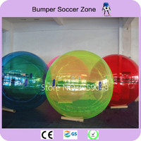 Free Shipping Water Walking Ball Toy Ball Inflatable Human Hamster Ball Germany TIZIP Zipper Of 1.5m Diameter For 1 2 Persons