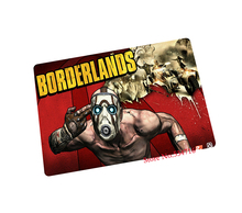 borderlands mouse pad gear Popular game pad to mouse notebook computer mouse mat brand gaming mousepad gamer laptop
