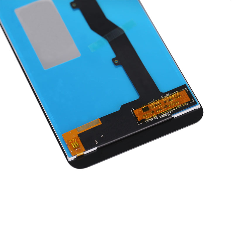 Image 4 - For zte Blade V9 LCD screen glass screen Touch screen digitizer for ZTE BLADE V9 LCD screen replacement phone accessories-in Mobile Phone LCD Screens from Cellphones & Telecommunications