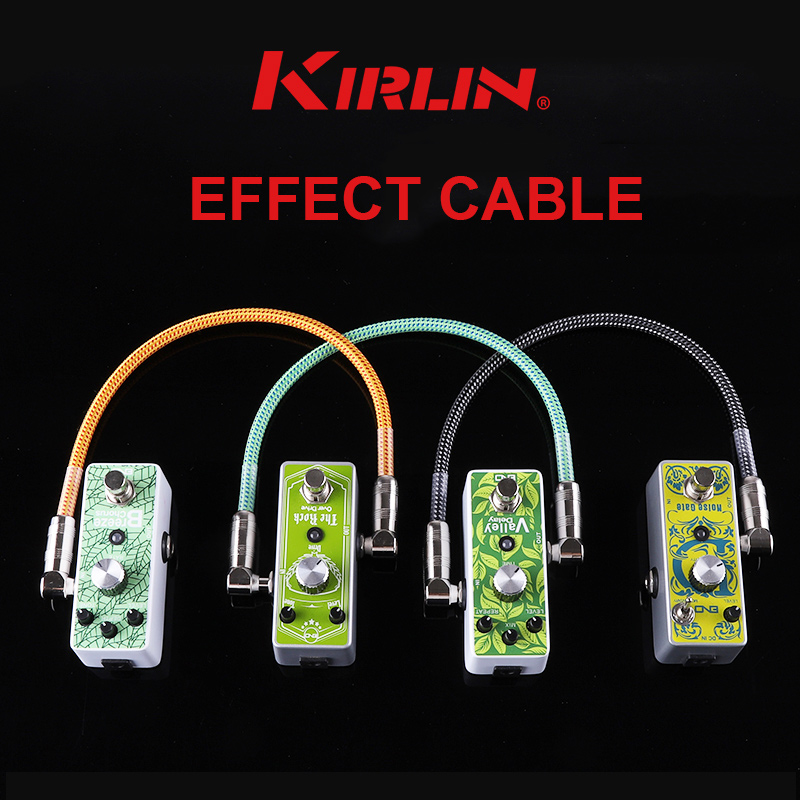 Effect, Electric, Bass, Double, Cable, Short