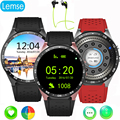 Best kingwear Kw88 android 5.1 OS Smart watch 1.39 inch scrren mtk6580 SmartWatch phone support bluetooth 3G wifi nano SIM WCDMA