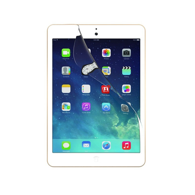 Sporting For Apple Ipad 2 3 4 Air 1 2 Clear Soft Screen Protector Front Screen Guard Protective Film For Ipad Mini 1 234 Pro 10.5 Pro 9.7 To Have A Long Historical Standing Tablet Screen Protectors