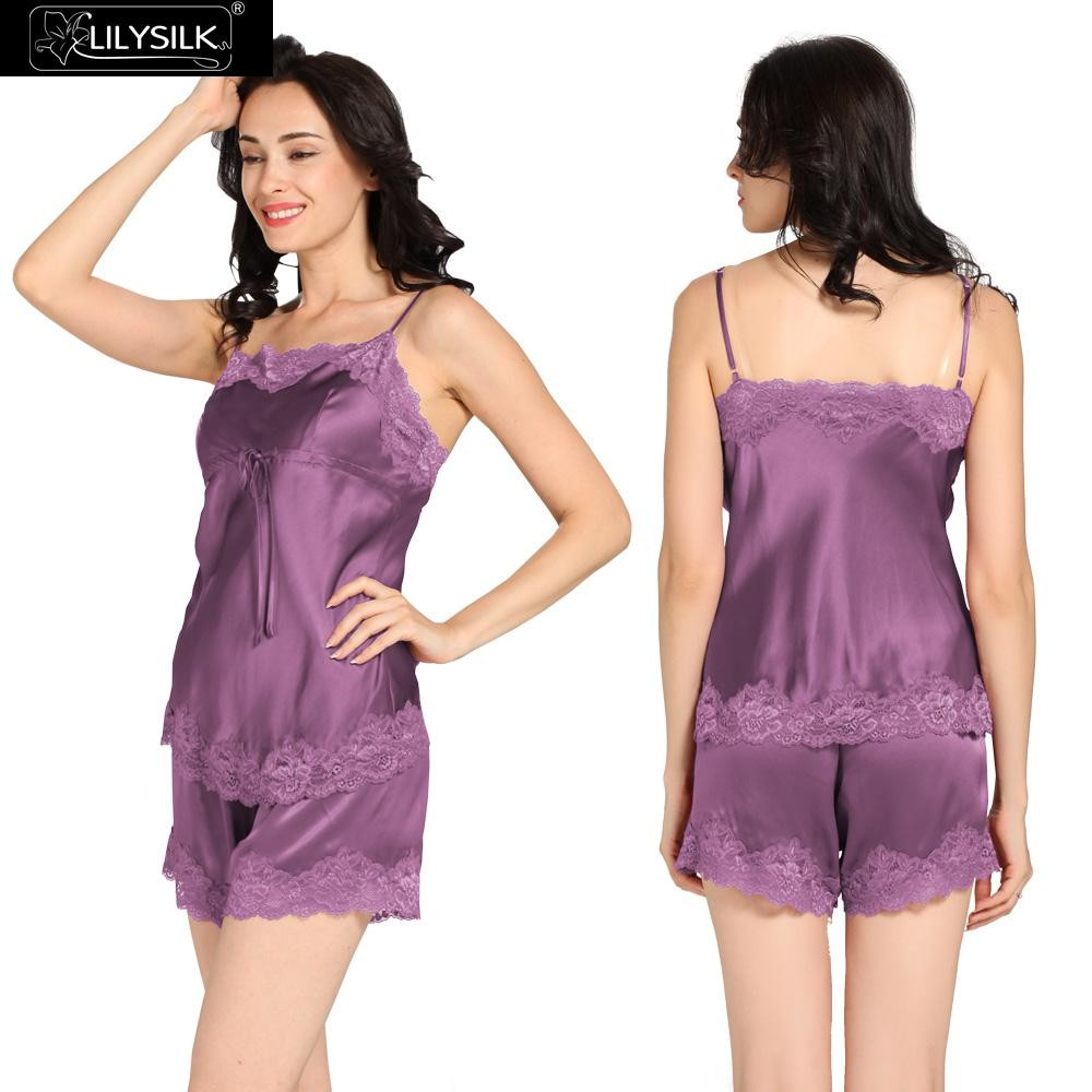 1000-violet-22-momme-lace-trim-silk-camisole-set