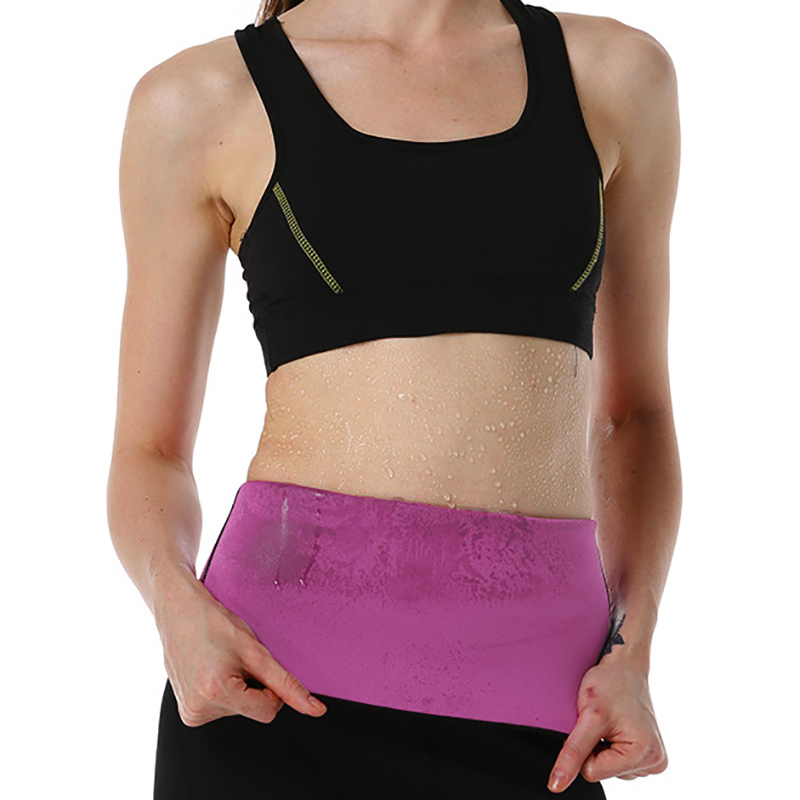 7d15f5678 Women Hot Shapers Thermo Sweat Neoprene Waist Trainer Corset Top Slimming  Belt Waist Cincher Girdle for Weight Loss Body Shaper-in Waist Cinchers  from ...
