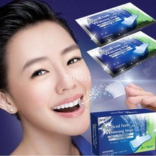 NEW 360 Degree Advanced Teeth Whitening Strips Dental Whitening Kit Enamel White Whitestrips Teeth whiten strips 28 pcs/box