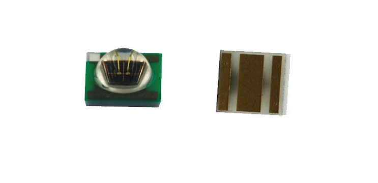 High Power 3W 1000-1050nm SMD 3535 Infrared LED Diode For Beauty Care 1.4-2.0v 500ma