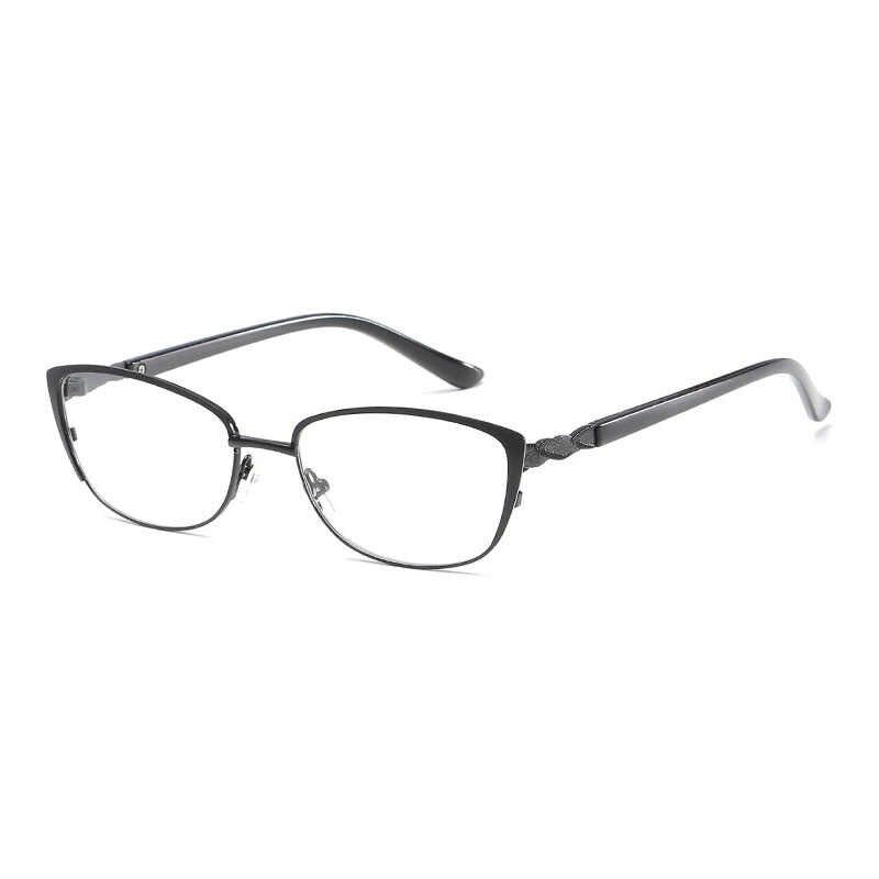 294d14fe92b Brand Fashion Women cat eye Reading Glasses Beautiful Optical Glasses for  Girls Read Glasses +1.0