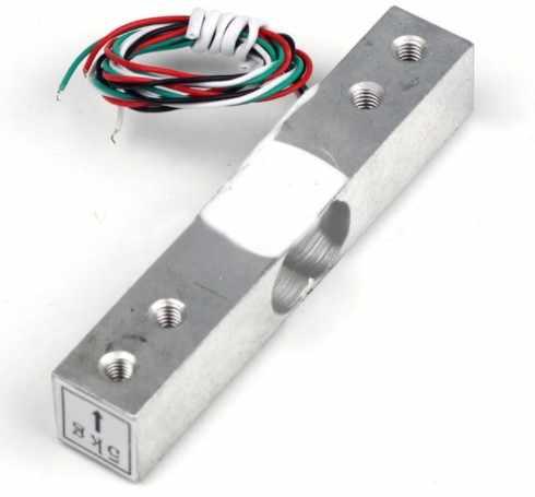 Cellule De Charge numérique Capteur De Poids 1KG 2KG 3KG 5KG 10KG 20KG Portable Balance de Cuisine Électronique hx711 module
