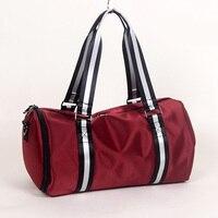High Quality Professional Unisex Sports Bag Gym Fitness Training Shoulder Bag Handbag With Shoes Compartment Sac