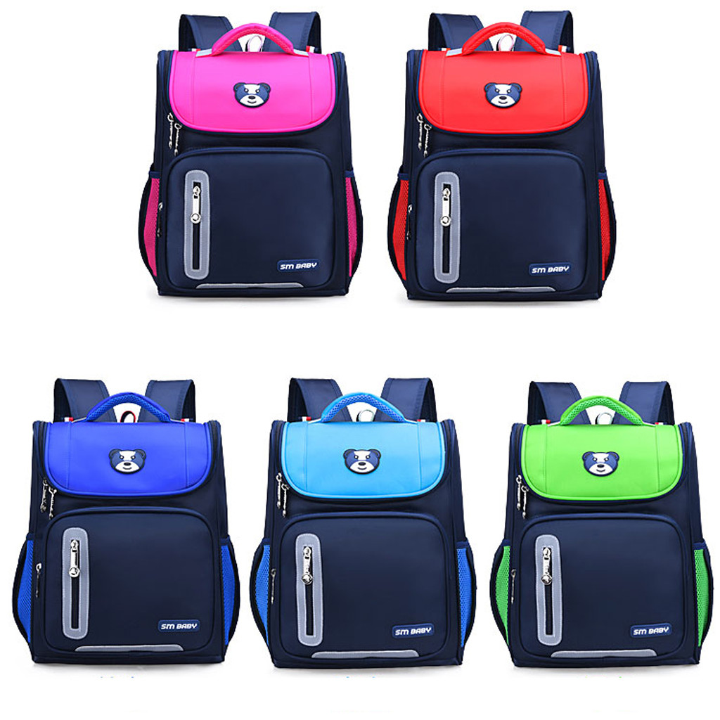 Anti Theft Backpacks Travel Teenage Backbag Children Fashion Large Capacity Cartoon Ementary School Students Kids Backpack