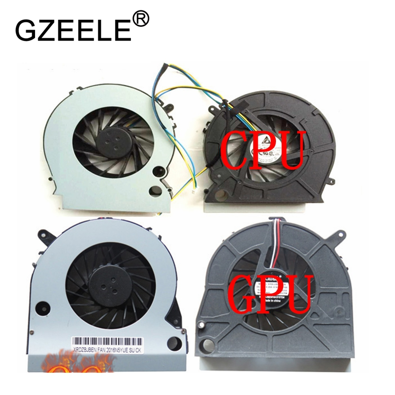 GZEELE new Laptop cpu cooling fan for Lenovo B500 B505 B510 B50r1 B5R All In One Desktop Computer Notebook Processor