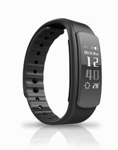 Смарт-фитнес часы i3 HR IP67 Водонепроницаемый Bluetooth браслет с Фитнес трекер вызов Сообщение Напомнить для IOS Android