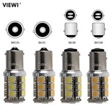 led car light BA15S 1156 BAY15D 1157 BA15D 1142 BAU15S 1056 p21w 3W 12v 24v Auto Indicator bulb 12 24 volt super Signal Lamp