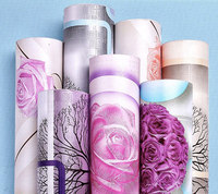 Send a mask 10m New Arrival 3D Peel Off and Stick Self-adhesive Wallpaper Papel de parede for Home and Living Room