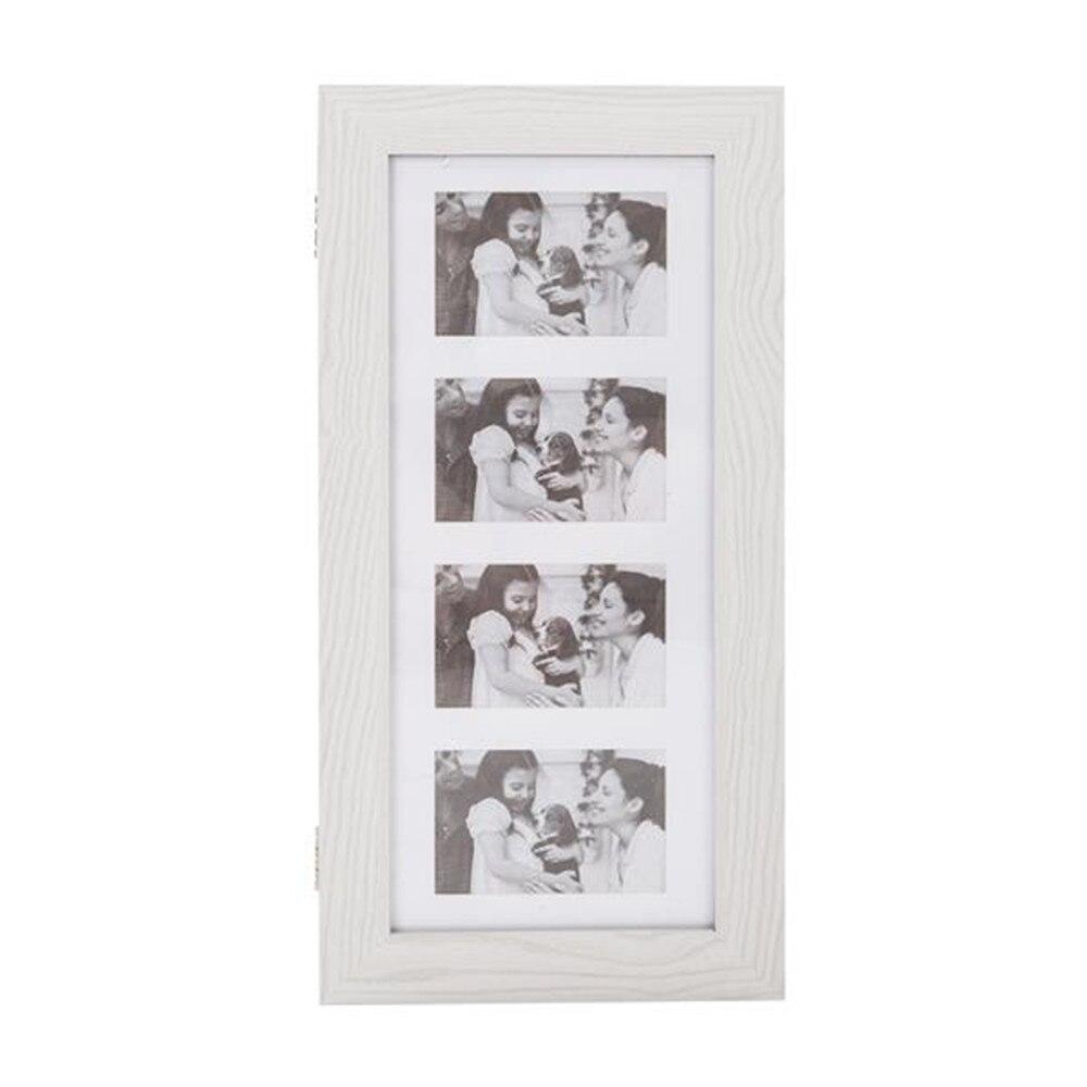[QHX] простой деревянный буквы, пленка, витрина, Настенное подвесное фото, шкаф для хранения, спальня, хранение влаги, шкафчик, креативные ювел