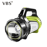 10W Lampe Led Portable Spotlight Work Light USB Rechargeable With Handle Flashlights Built in lithium battery Camping Light