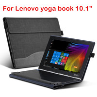 Creative Design Tablet PC Cover For 10 1 Lenovo Yoga Book Laptop Sleeve Case PU Leather