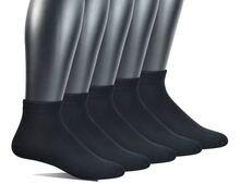 Носки мужские бамбуковые плоские вязаные для диабетиков парадные