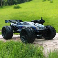 JLB Racing CHEETAH 1 10 Brushless 80 Km H 1 10 RC Car Monster Trunk 21101