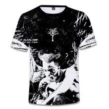 27cd8f04beaf8 Mens T Shirts moda 2018 RIP Xxxtentacion Hip Hop Rapper 3D imprimir  camiseta hombres Streetwear Harajuku rap hiphop camiseta mas.