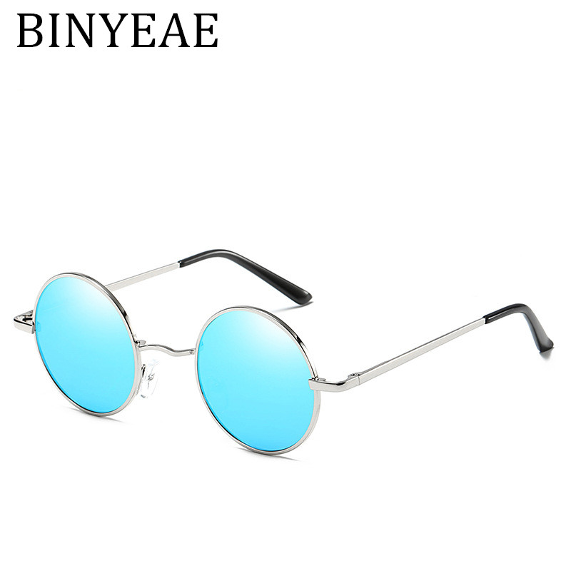eed855f390d BINYEAE Factory direct classic polarized sunglasses Stylish men and women  round sunglasses-in Sunglasses from Apparel Accessories on Aliexpress.com  ...