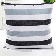 Stripe Bed Home Bedroom Pillowcase Pillow Cover Fashion Brand New Comfortable High Quality Droship 10JUL 24(China)
