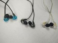 In Stock SE215 Hi Fi Stereo Headphones 3 Colors 3 5MM In Ear Earphones Separate Cable