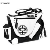 Japan Anime Dragon Ball Men Women Cosplay Messenger Bags Dragonball Canvas Shoulder Bag Laptop Travel Bags