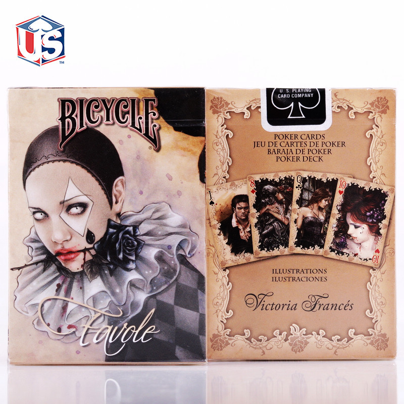bicycle-favole-playing-cards-original-usa-bicycle-font-b-poker-b-font-88-63mm