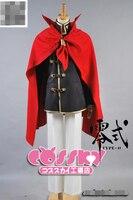 Final Fantasy Machina uniform csplay costume unisex full set customize for any size