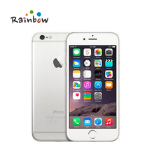 Unlocked Original Apple iPhone 6 Plus 16GB 64GB 128GB 5.5 Screen IOS 3G WCDMA 4G LTE 8MP Camera Mobile Phone