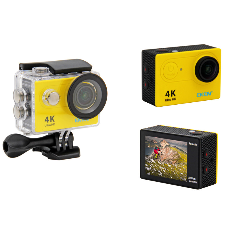 EKEN H9R H9 Action Kamera Ultra HD 4K Sport Camcorder Fernbedienung WiFi Mini Helm gehen extreme pro cam 2.0