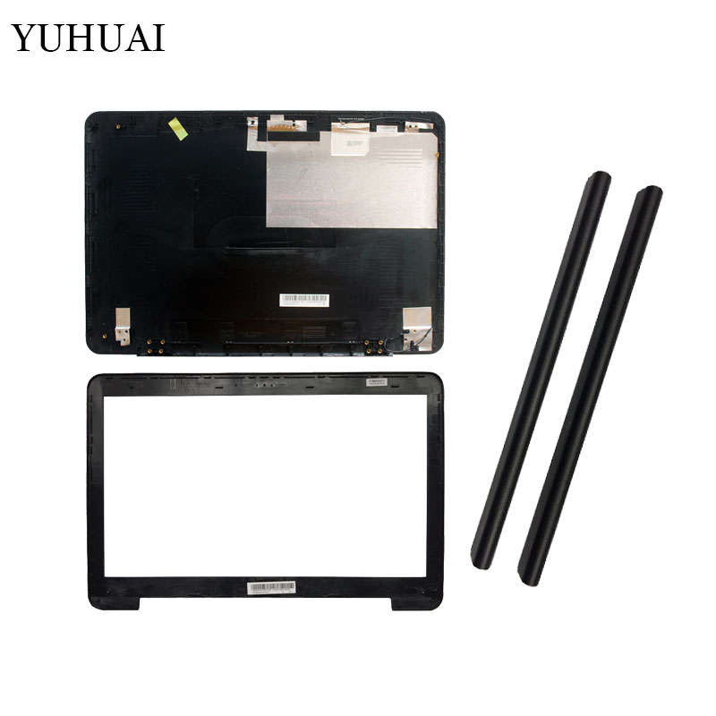 Laptop cover For ASUS A555 X555 K555 F555 W519L VM590L VM510 LCD Back Cover/LCD front bezel/Hinges cover 13NB0621AP0811 laptop lcd front bezel for asus g60j g60jx g60vx