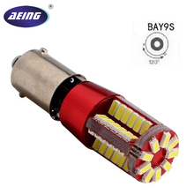 AEING 1pc 12V Super Bright BAY9s H21W 433D 3014 57SMD No OBC/Canbus Error Free Led Wedge fog/indicator/reverse Light lamp Bulbs