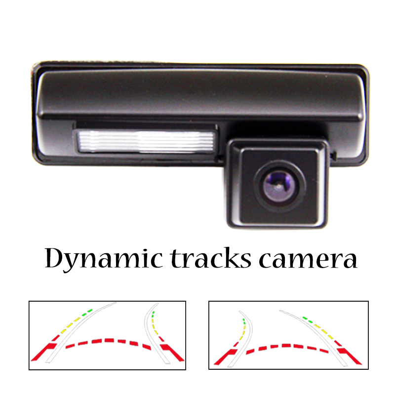 HD Car Rear View Camera For Toyota 2007 2008 2009 2010 2011 2012 Classic EU Camry Harrier Ipsum Avensis Dynamic Line Back Camera