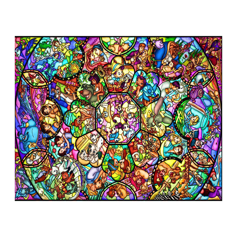 Full Square Round Drill 5D DIY Diamond Painting  Cartoon princess 3D Embroidery Cross Stitch Mosaic Rhinestone Home Decor  WZFull Square Round Drill 5D DIY Diamond Painting  Cartoon princess 3D Embroidery Cross Stitch Mosaic Rhinestone Home Decor  WZ