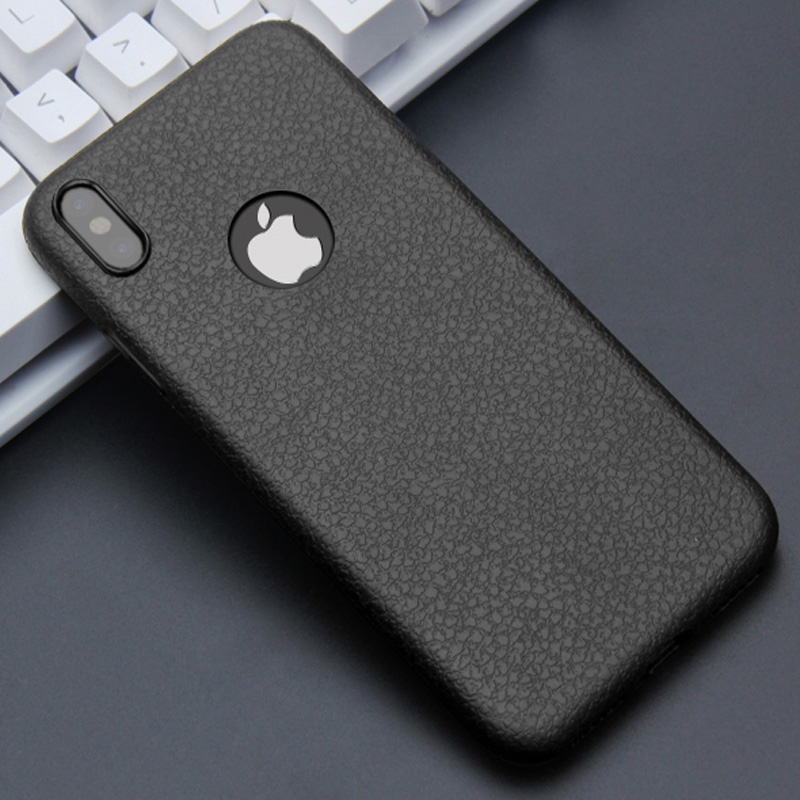 Lovebay-For-iPhone-X-Phone-Cases-Fashion-Ultra-Thin-Leather-Skin-Soft-TPU-Silicone-Logo-Hole(6)