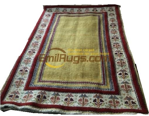 Antique chinois fait à la main laine nouvelle liste décoration de la maison classique tricot laine tricot soumak tapis